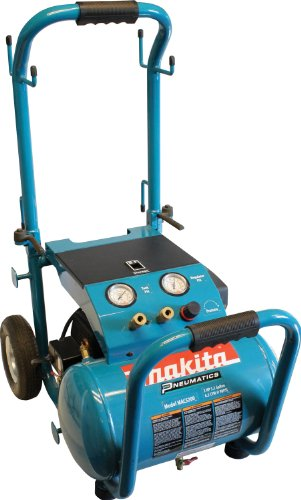 3.0 HP Air Compressor (Makita Framing Nailer)