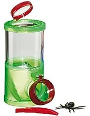 moses 8035 8035-3-weg bekerloep | vergrootglas met 2, 3 en 4 x vergroting | Outdoor speelgoed voor kinderen