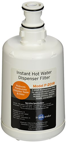 In Sink Erator Division F201R Filter Replacement Crtridges Hot Water Filter, Set of 2