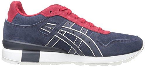 best place to buy ASICS GT II Retro Sneaker Navy/Navy ost release dates ZAVK7e