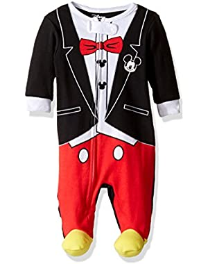 Baby Boys' Mickey Mouse 1pc Sleeper