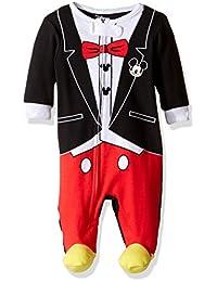 Disney Baby-Boys Baby Mickey Mouse 1pc Sleeper