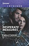 img - for Desperate Measures (Harlequin Intrigue) book / textbook / text book