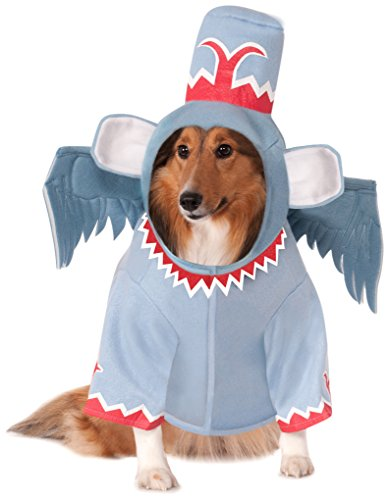 Rubie's Wizard of Oz Pet Costume, Medium, Winged Monkey Hoodie