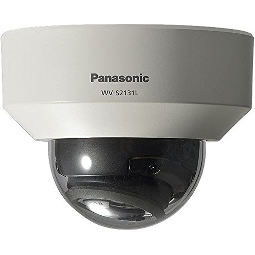 - Panasonic WV-S2131L Network Camera Full Hd Super Dynamic,1080P H.265.