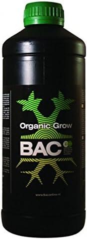 Fertilizante / Abono de Crecimiento para cultivo BAC Organic Grow (1L)