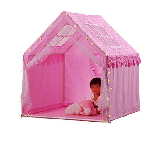 ネブ漏れ成り立つTGG テントゲームハウス、屋内屋外の子供蚊帳のおもちゃの部屋ボーイガールハウスモデリングベビーバースデープレゼント110 * 110 * 126CM 持ち運びが簡単 (サイズ さいず : 110*110*126CM)