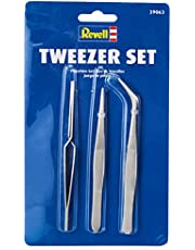 Revell 39063 - accessoires, 3-delige pincetset