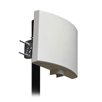 JU FU WiFi Amplificador de señal Antena Ap enrutador Antena 2.4GHz Plana 14dBi de Alta
