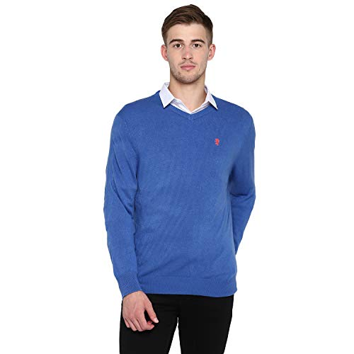 Red Tape Men's Blouson Synthetic Sweater