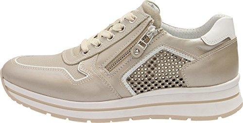 Savana Basses Sneakers Nero Giardini Femme IvqxaCvw