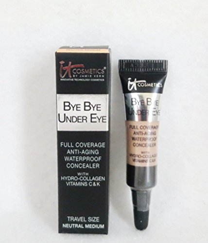 It Cosmetics Bye Bye Under Eye Full Coverage Anti-Aging Wate