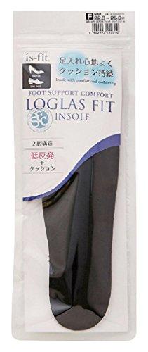 [해외]モリト is-fit (이 지맞춤) 로그 테라스 맞는 전체 깔 창 여성용 프리 사이즈 (22.0 ~ 25.0 cm) / Morito Is-fit (is fit) Loglass fit full insole Women`s free size (22.0-25.0 cm)