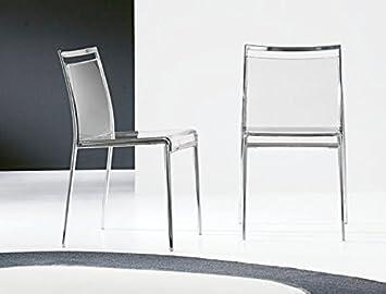 Sedie Di Plastica Trasparenti : You bonaldo sedia premium design sedia sedie chair loft möbel