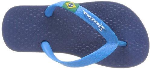 Ipanema Classic Brasil II, Unisex-Kinder Zehentrenner Blau (22117/blue/blue)