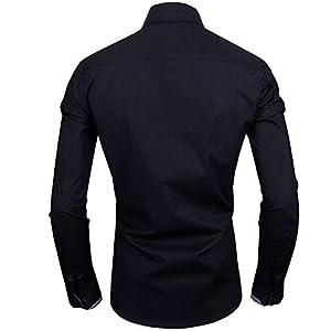 SRETAN Men's Regular Fit Casual Shirt