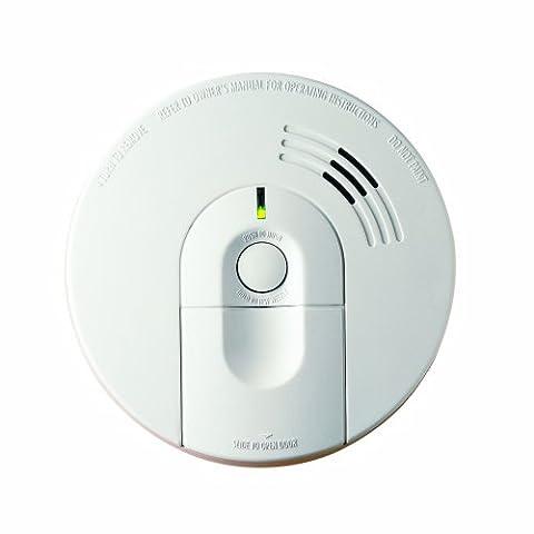 Kidde Firex Hardwired Smoke Alarm I4618 - Photoelectric Ionization Smoke Detectors
