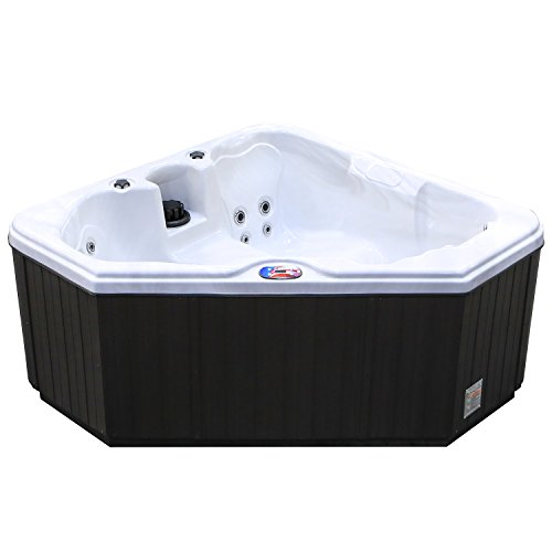 American Spas AM-628TS 2-Person Hot Tub 28-Jet
