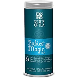 Baby Colic Babies' Magic Tea