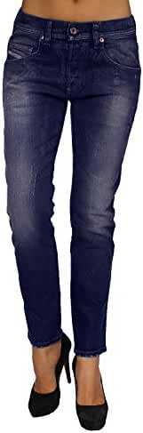 DIESEL - Women's Jeans STAPPHY 884J - Regular - Tapered - Stretch