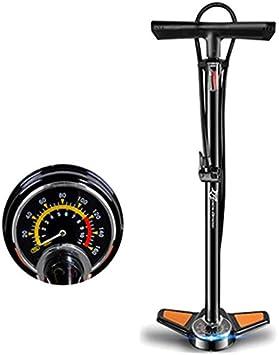 MXBIN 160PSI Bomba de manómetro de Alta presión precisa Bombas de Bicicleta de Acero al Carbono Bomba de Aire de Ciclismo Deportivo Herramienta de reparación de Piezas de Accesorios: Amazon.es: Equipaje