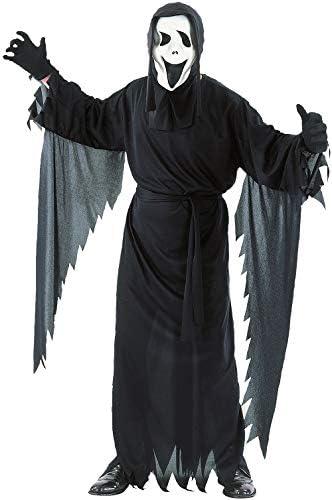Zeus Party Disfraz para Adultos de Serie Scream Halloween Horror ...
