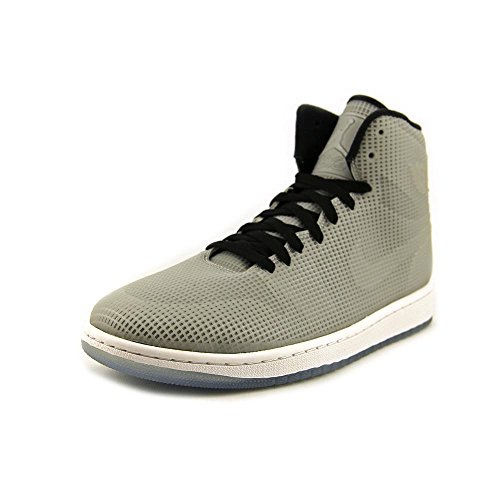 Glow Shoes 4LAB1 White Trainers Sneakers air hi Silver Jordan top Reflect Mens 677690 Basketball NIKE PvHEqwCxx