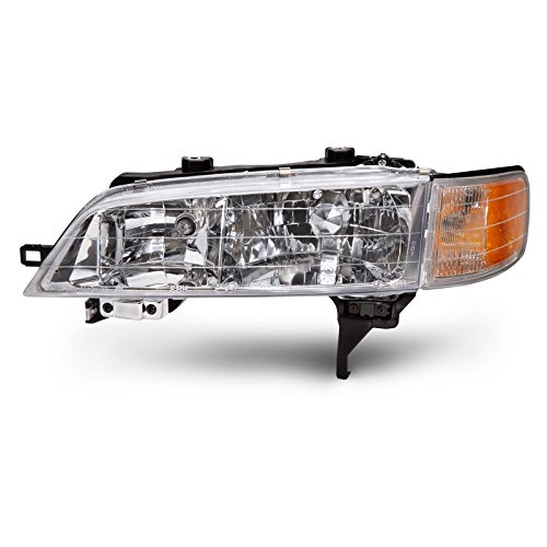 Honda Accord Headlight OE Style Replacement Headlamp Driver Side New (94 Accord Headlights Driver Side compare prices)