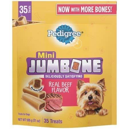 Mini Beef Jumbone (Pack of 4)