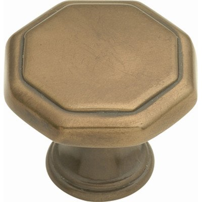 Conquest Novelty Knob Finish: Veneti Bronze