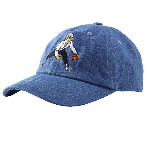 837024cab21 Shengyuan Lin Uncle Drew Basketball Dad Hat Adjustable Plain Cap ...