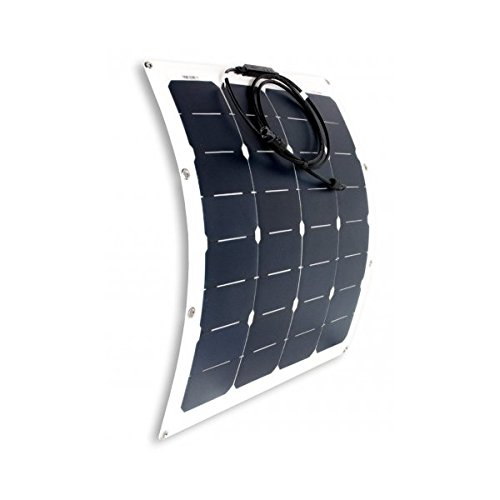Solarpanel Semiflexible 50W Monokristallines