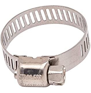 SAE 40 SS 2 to 3 in PK10 Hose Clamp