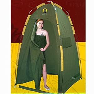 Outdoor Stand Up Tent Portable Changing Room Cabana Privacy Shelter Tent (Carry Bag Included)  sc 1 st  Amazon.com & Amazon.com: Outdoor Stand Up Tent Portable Changing Room Cabana ...