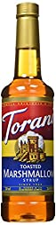 Torani Toasted Marshmallow Syrup, 25.4 Ounce
