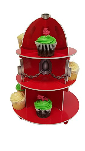 (Fire Hydrant Cupcake Holder Stand)