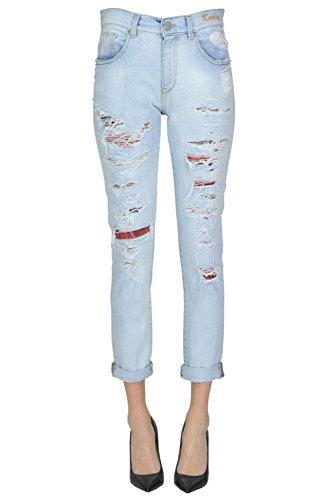 Donna Mcgldnm04017i Blu Jeans Pinko Cotone Uq45S