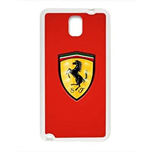 KORSE Ferrari sign fashion cell phone case for Samsung Galaxy Note3