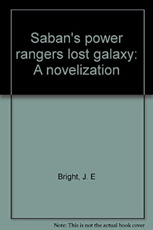 book cover of Saban\'s Power Rangers Lost Galaxy