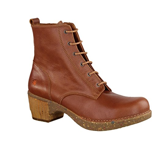 Art zundert 1012 – Scarpe da donna Top Trends, marrone, pelle (Memphis), absatzhöhe: 45 mm