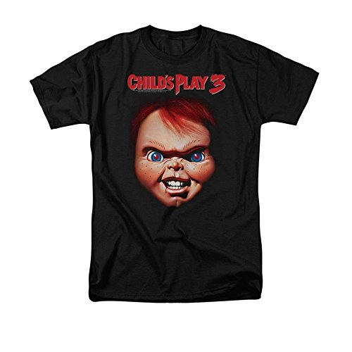 Sons of Gotham Childs Play 3 Chucky Adult Regular Fit T-shirt -