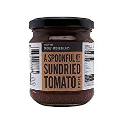 Cooks\' Ingredients Sundried Tomato Paste Waitrose 180g - Pack of 6