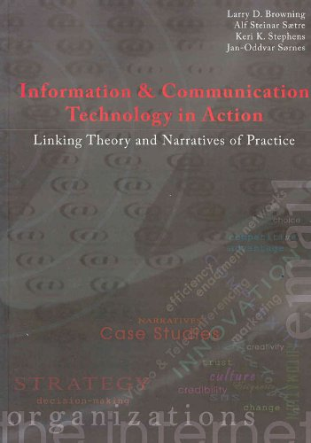 Information and Communication Technology in Action: Linking Theory and Narratives of Practice pdf
