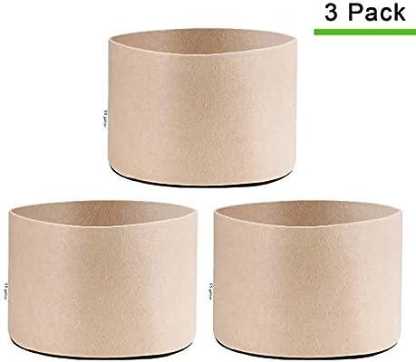 Amazon.com: TopoGrow 6 unidades 100 galones bolsas de ...