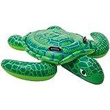 Intex 57524 - Cavalcabile Tartaruga, 150 x 127 cm
