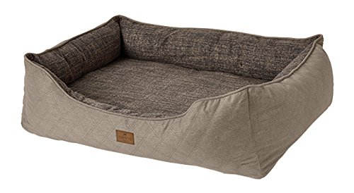 Orvis Two-in-one Dog Bed Cover / Xlarge, Khaki, by Orvis