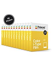 Polaroid Color Film for I-Type - 12-Pack, 96 Photos (4965)