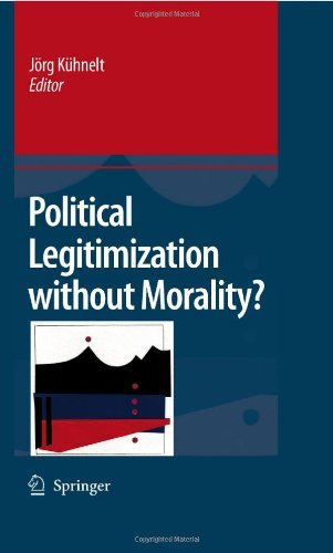 Download Political Legitimization without Morality? Pdf