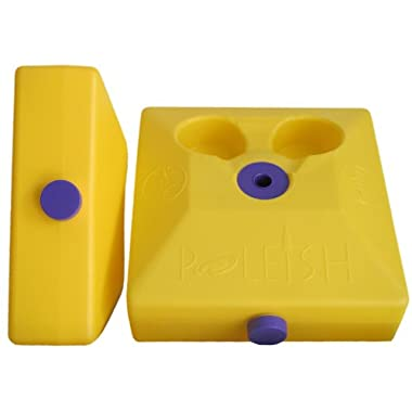 Poleish Sports Multi Surface Bases for use with Standard Game Set (Pair)