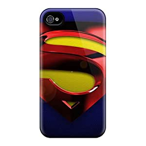 Hard Protect Phone Case For Iphone 6plus (LbE14780IPgZ) Custom Beautiful Superman Pictures